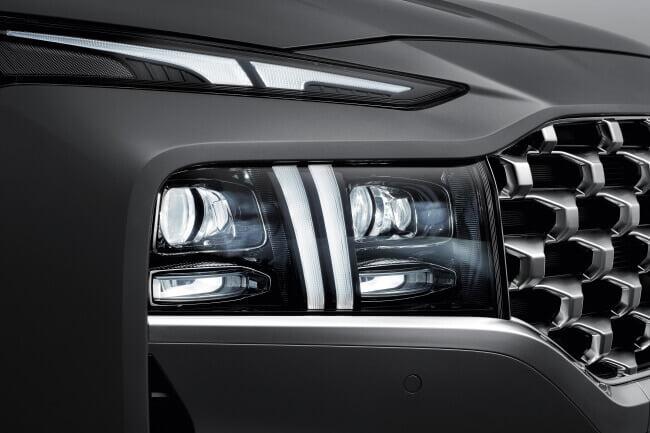 Hyundai Santafe 2021